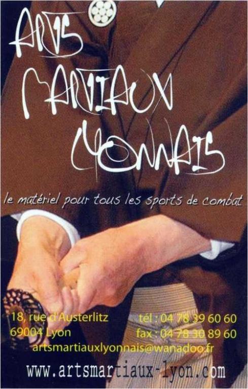 Arts Martiaux Lyonnais